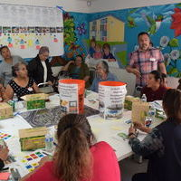 San Fernando Gardens Community Workshop