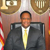 Mayor James T. Butts Jr.